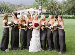 charcoal grey bridesmaid dresses 142 best gray wedding colors images on gray wedding