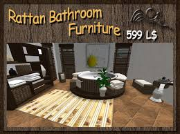 Rattan Bathroom Furniture Second Marketplace Summer Feeling Rattan Weaver
