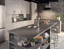pics of kitchens with white cabinets and gray walls white cabinets with gray countertops add depth to your