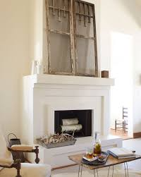 new shabby chic brick fireplace 35 about remodel minimalist with