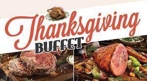 2017 thanksgiving menus