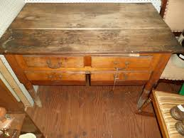Kitchen Table Bakers Antique Kitchen Table Possum Belly Bakers Table Rustic Victorian