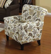 accent chairs with arms brown upholster an accent chairs with