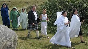 mariage celtique mariage druidique