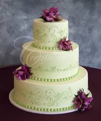 Wedding Cake Green 2011 Wedding Cakes Creations By Laura