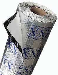 amazon com fatmat self adhesive rattletrap sound deadener pack