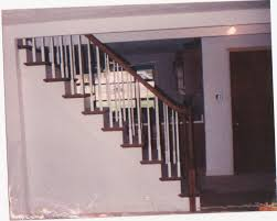 How To Build A Banister For Stairs Converting Closed Stairs To Open Stairs Home Improvement Stack