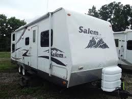 used 2006 forest river rv salem la 272bhss travel trailer at