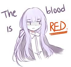 Super Happy Meme Face - when you see red blood and wonder why it s not hot pink aka dr3