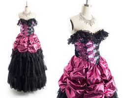 80s Prom Dresses For Sale 80s Prom Dress Etsy