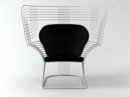 link easy chair 3d model tom dixon