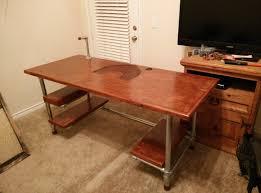 gaming desk designs build your own diy computer gaming desk simplified building