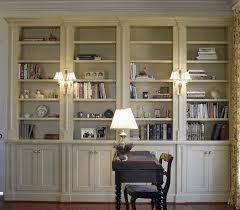 arredo librerie libreria classica laccata lecco arredo classico