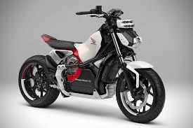 van honda met deze zelfbalancerende motorfiets van honda val je nooit om want