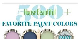 500 favorite paint colors bookazine designers u0027 favorite paint colors
