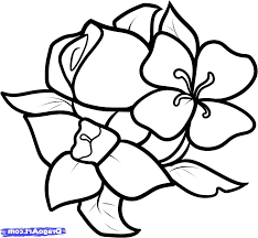 tag how to draw a flower easy step by step youtube drawing