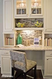 Kitchen Office Design Ideas Desk In Kitchen Best 25 Areas Ideas On Pinterest Office Design