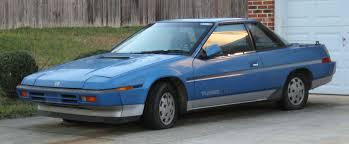 Subaru Xt Amazing Pictures U0026 Video To Subaru Xt Cars In India