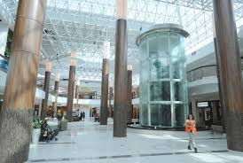 last minute construction continues at guildford town centre in