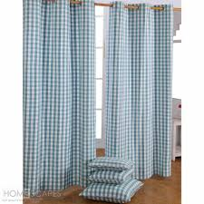Teal Kitchen Curtains by Checkered Kitchen Curtains Kitchen Ideas