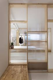 Glass Dividers Interior Design by 31 Functional And Decorative Screen Room Dividers Digsdigs