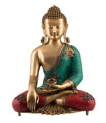 Buddha Home Decor Statues by Buy Collectible India 1 7 Feet Large Big Buddha Statue