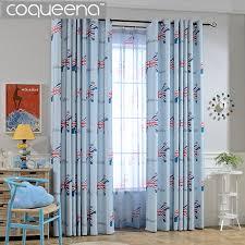 popular of nursery curtains boy and boys bedroom curtains