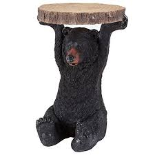Bear Decorations For Home Black Bear Decorations For Home Amazon Com