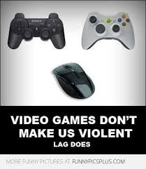 Make Video Meme - funny video game memes video games don t make us violent lag does