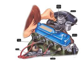 tuning the engine with a colortune plug how a car works