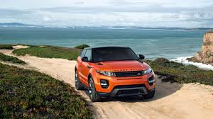 orange range rover 2014 land rover range rover evoque autobiography dynamic wallpaper