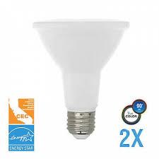 euri lighting 75w equivalent soft white par30 dimmable led flood