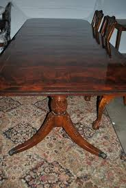 Hickory Dining Room Table by Hickory Chair Charleston 10 Ft Long Dining Table