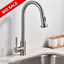 Premium Kitchen Faucets Kitchen Fixtures Amazon Com Kitchen U0026 Bath Fixtures