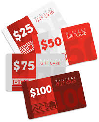 digital gift cards gift card