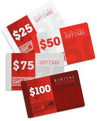 digital gift card gift card