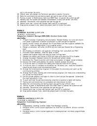 Hvac Resume Examples by Resume Kp
