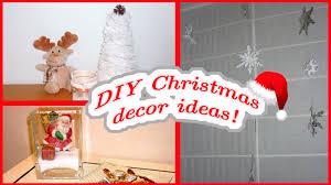 diy christmas decor easy u0026 affordable ideas youtube