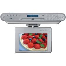 under cabinet dvd player mount coby ktfdvd7093 7 inch under the cabinet dvd cd player amazon ca
