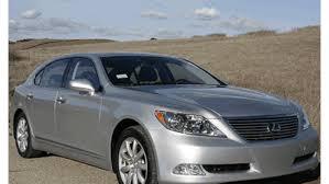 2007 lexus ls 460 luxury package 2007 lexus ls 460l review roadshow