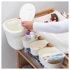 chagne baskets önsklig stor baskets changing tbl set of 4 white change tables