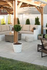 How To Lay Patio Pavers On Dirt how to install a custom paver patio room for tuesday blog