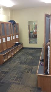 Locker Room Furniture Cross Country Track And Field New Locker Rooms Fighting Irish Blog
