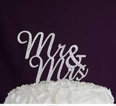 aliexpress com buy mr u0026mrs rhinestone wedding cake topper for