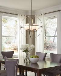 the modern dining room the alturas collection the silhouette of the modern alturas