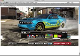 2015 mustang customizer build your stang with ford s mustang customizer