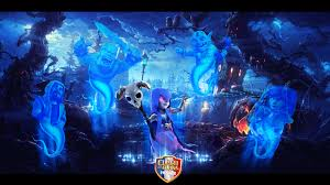 world of warcraft halloween background clash of clans wallpaper u203a heroes units city wallpaper and artworks