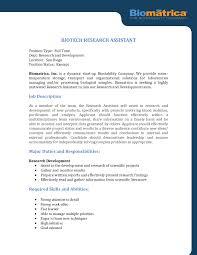 cover letter for medical lab assistant job docoments ojazlink