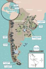 Parana River Map Booklet Nervous Waters David Denies Bird Hunting In Argentina