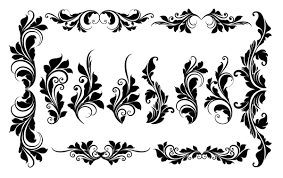 graphics for flower ornament graphics www graphicsbuzz
